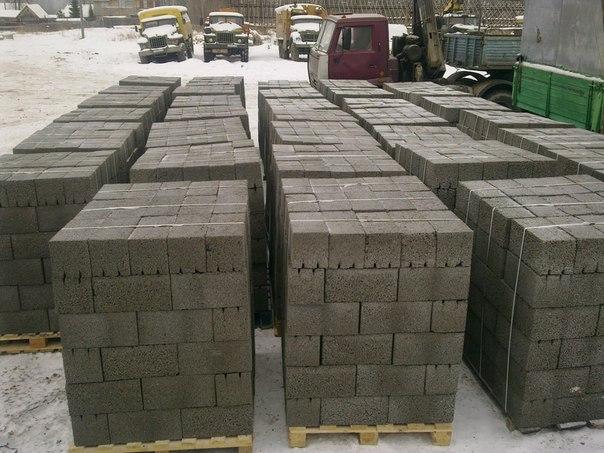 Дом 3х6 из керамзитобетонных блоков